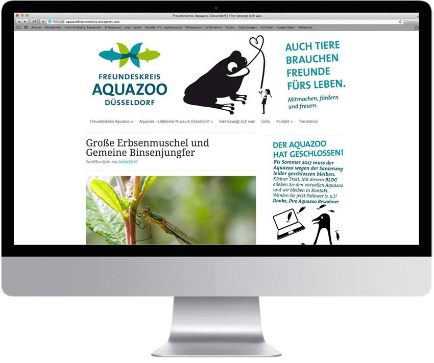 corporate blog aquazoo freundeskreis