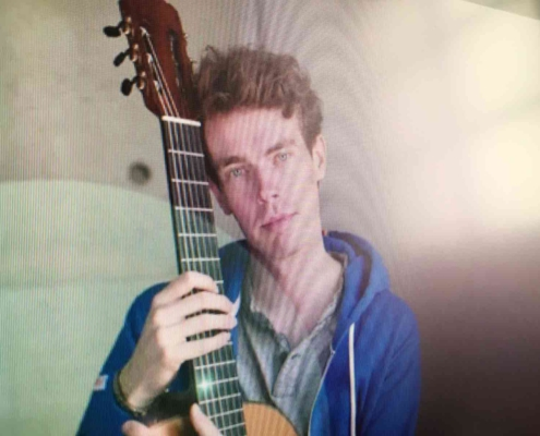Website Gitarrist Sören Golz
