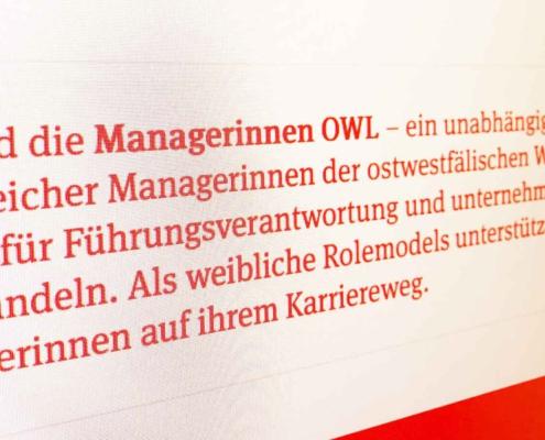 Managerinnen OWL