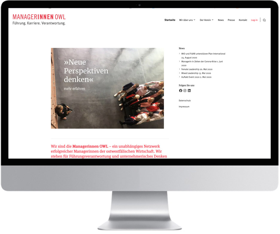 website managerinnen owl