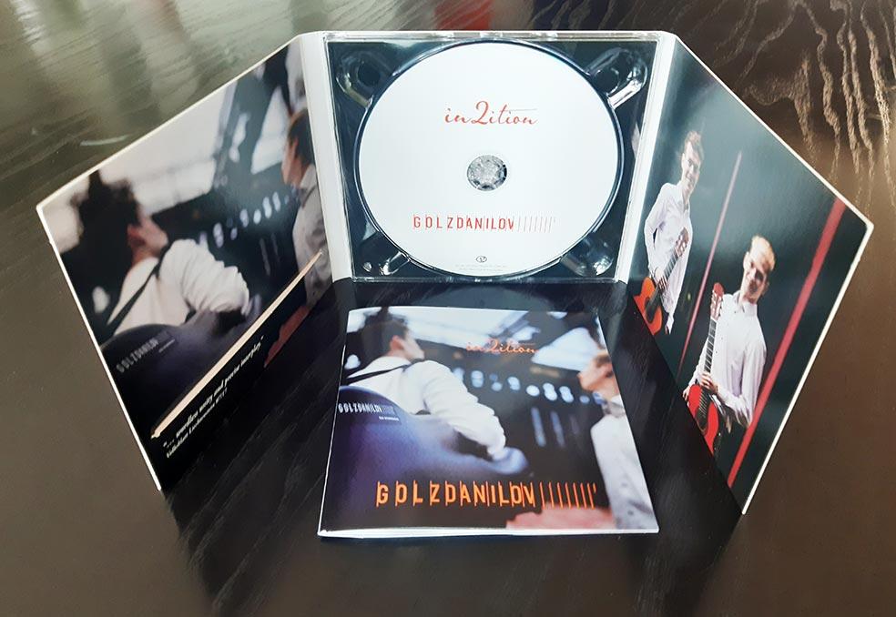 CD In2ition by GolzDanilov Design Jaegerfeld Kommunikation