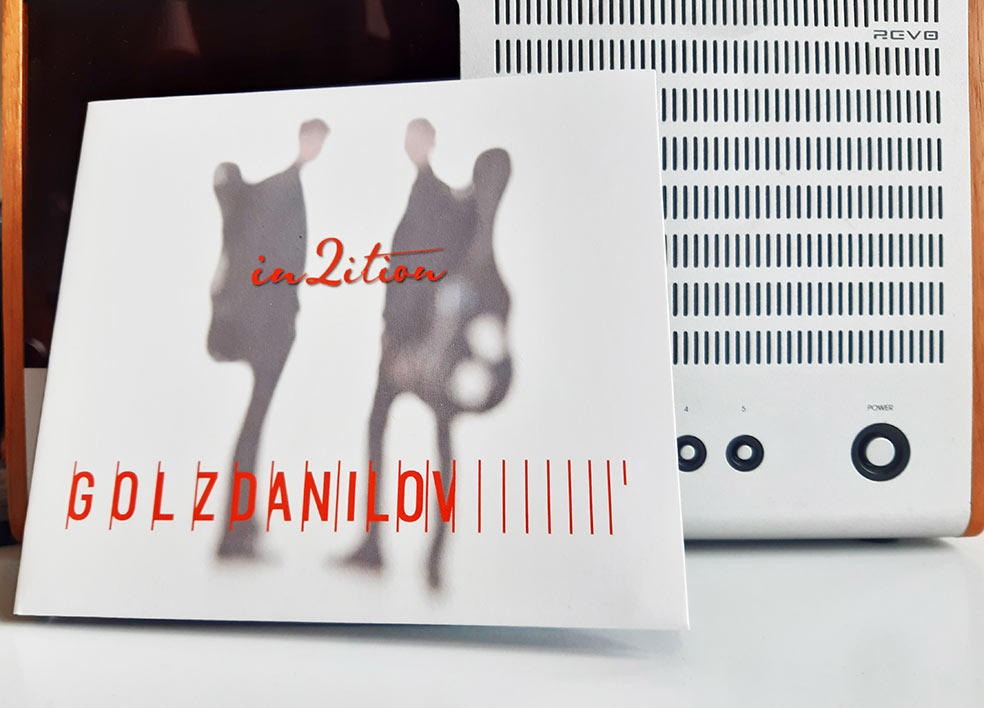 CD In2ition by GolzDanilov Design Jaegerfeld Kommunikationk